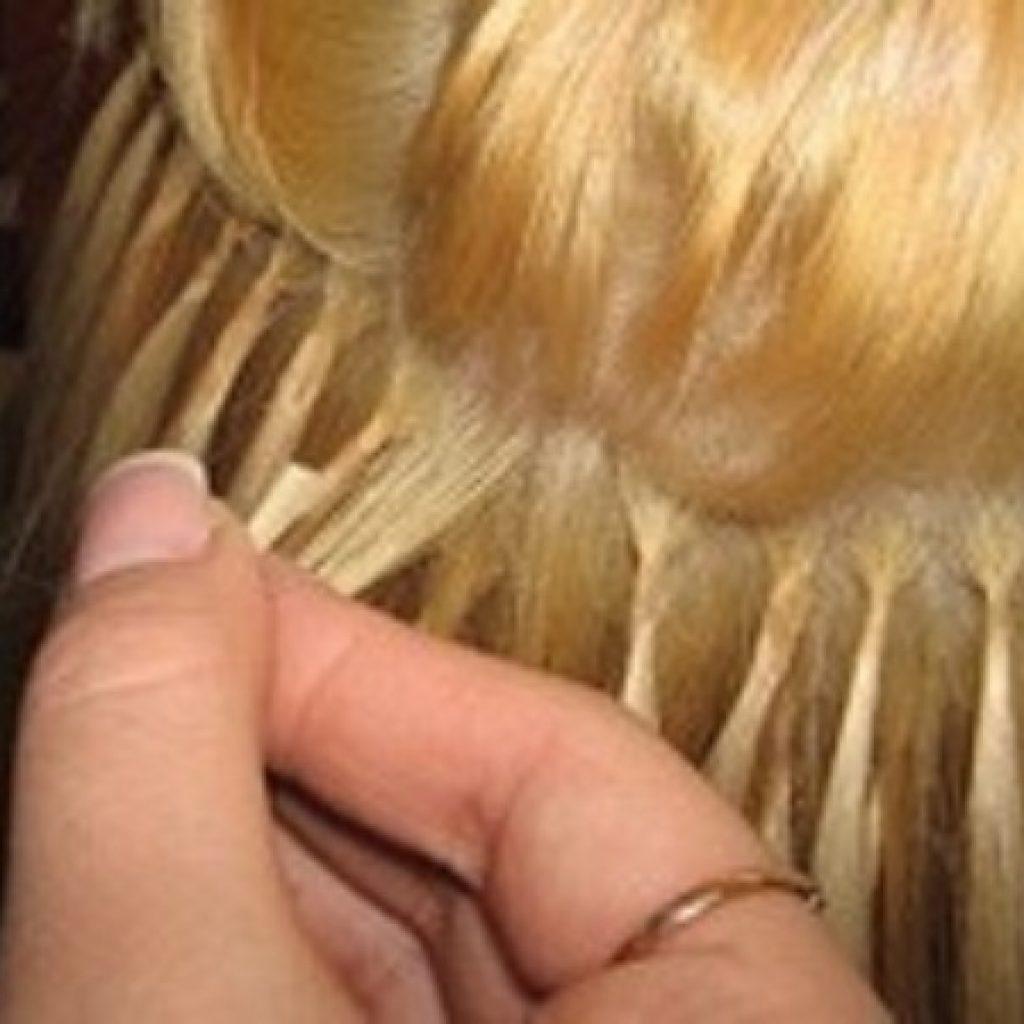 Как снять нарощенные волосы в домашних условиях капсульное наращивание 42